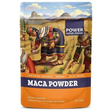 Maca Power Raw Organic Maca Powder