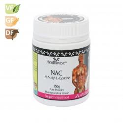 HealthWise® NAC: N-Acetyl-L-Cysteine 150G