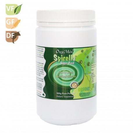 OxyMin® Spirella® - Spirulina & Chlorella Blend