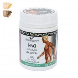 HealthWise® NAG: N-Acetyl-D-Glucosamine 150G